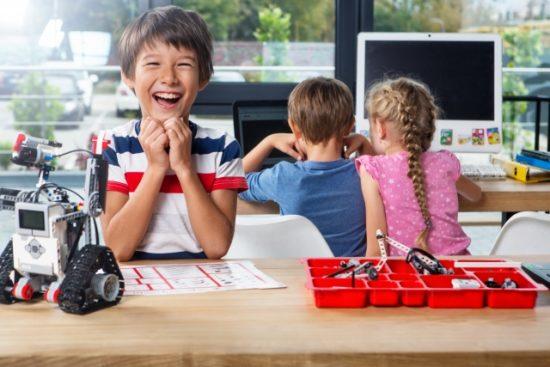 親子で楽しくプログラミング